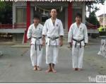 Expandido e comprimindo no Karate
