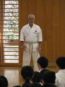 Curso com Tanaka sensei