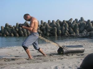 Treinamento de oitsuki