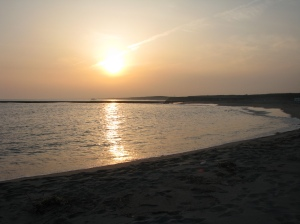 Praia de Nakatajima