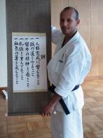 Dojokun escrito por Nakayama sensei