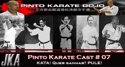 Pinto karate cast # 07