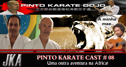 Podcast karate