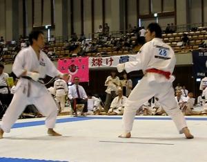 静岡県大会日本空手協会2011