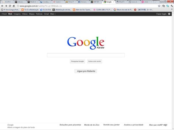 Roberto Snat'anna sensie o google do karate