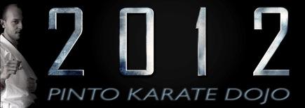 Feliz ano novo do blog pinto karate dojo