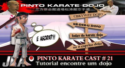 Como escolher e encontrar um bom dojo de karate