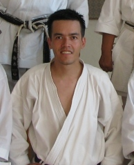 Minha trajetória no karate