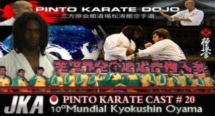 Entrevista com Ewerton teixeira Sensei Kyokushin Oyama