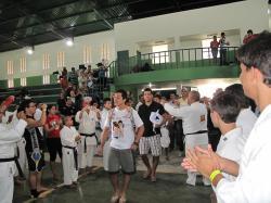 Curso  com Lyoto machida no Rio de Janeiro