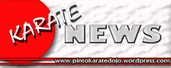O karate em notícias