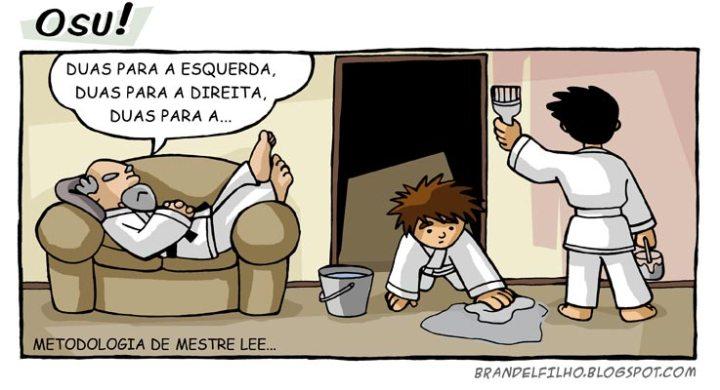 Humor por Brandel Filho