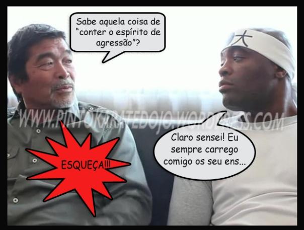 Anderson Silva vs. SOnnen