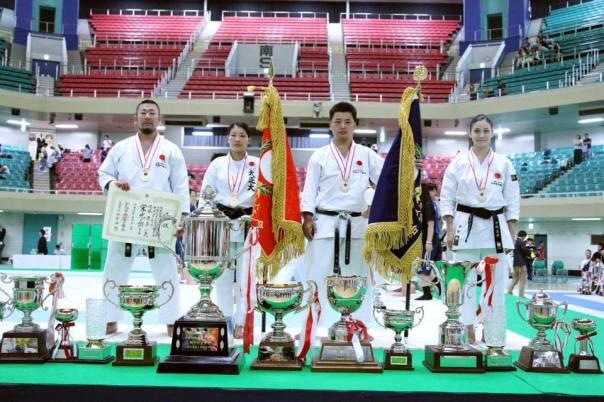 56º Campeonato Japonês de Karate JKA