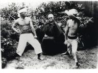 Treinamento de Karate com Chotoku Kyan (1941)