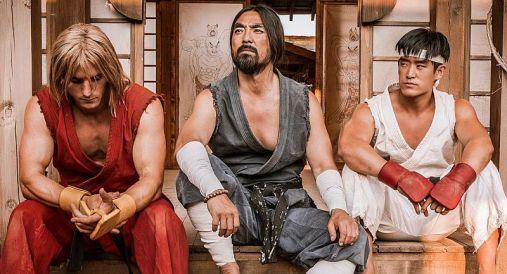 Ken, Gouken e Ryu