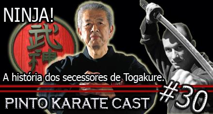 Conheça um pouco sobre  os ninjas e a Bujinkan!