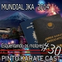 PINTO KARATE CAST # 31 – Mundial JKA 2014chegando!