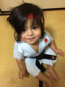 Lugar de engatiar é no tatami...