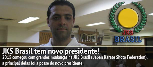 Tiago Frosi é o novo presidente da JKS Brasil