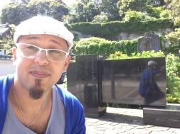 Memorial à funakoshi sensei