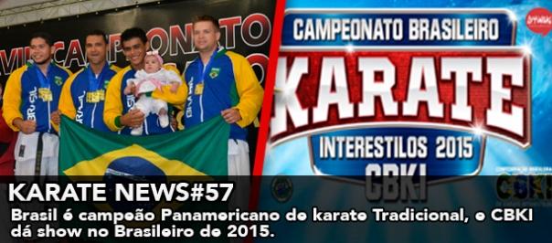 Notícias sobre o mundo do karate!