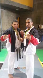 Fabio Simões e César Cabral