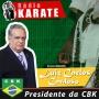 PRESIDENTE DA CBK LUIZ CARLOS – RádioKarate