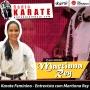 KARATE FEMININO COM MARTINNA REY – RádioKarate