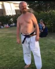 """Oliver"" Karate Kyokushin - Noruega"