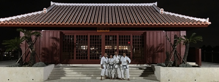 Karate Kaikan dojo especial