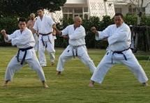 Desafio dos 100 kata Okinawa