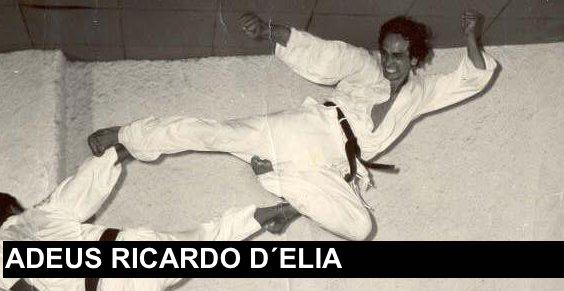RIcardo Delia sensei