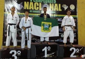 Campeonato brasileiro de karate tradicional CKTB