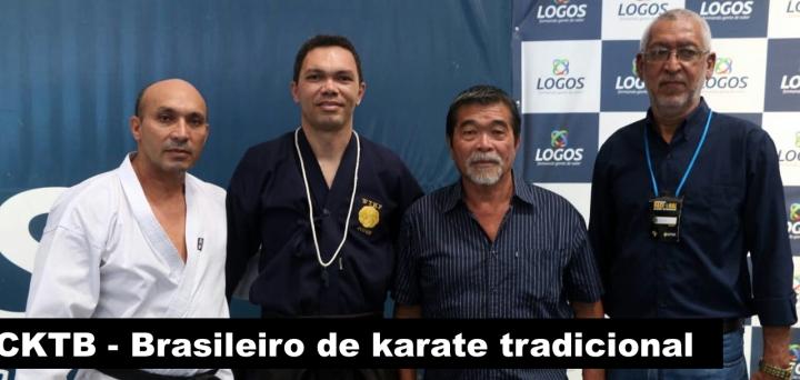 Campeonato brasileiro de karate tradiiconal CKTB