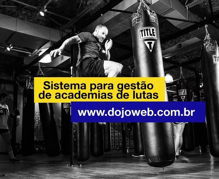Ferramenta de gerencia de dojo e academia de lutas
