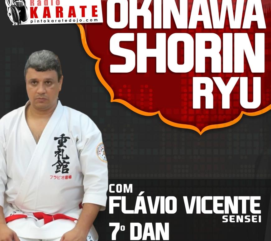 ENtrevista com Flávio Vicente sensei