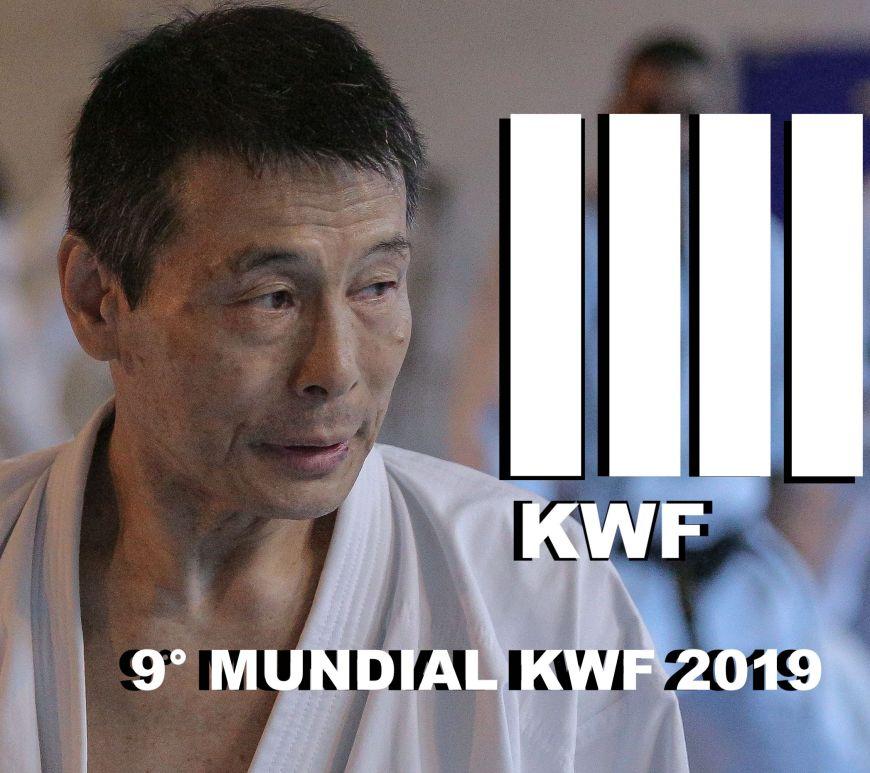 Mundial 2019 da Karate no Michi em Tokyo. Seminário Internacional