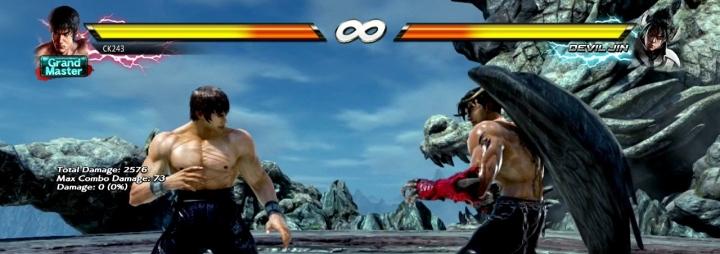 Tekken 7 e taekwondo